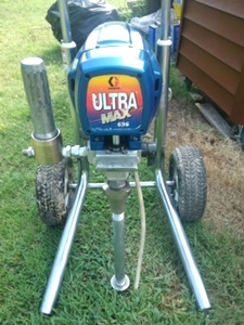 Sell or Trade Your Paint Sprayer